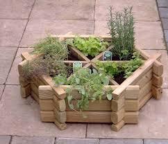 herb garden planters gardening ideas
