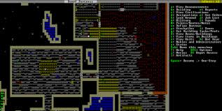 dwarf fortress games that exist