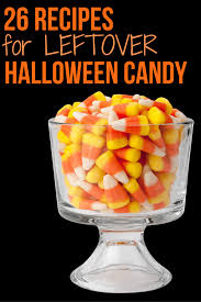26 recipes for leftover halloween candy brown eyed baker