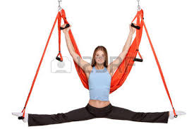 aerial yoga stock photos royalty free aerial yoga images and pictures