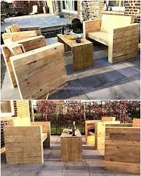 Pallets Patio Furniture by Repurposing Plans For Shipping Wood Pallets Wood Pallet Furniture
