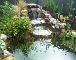 Mini Water Garden Ideas Backyard Water Garden Ideas