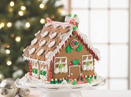 gingerbread house decorations rainforest islands ferry