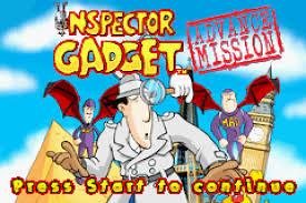 inspector gadget advance mission eurasia rom u003c gba roms