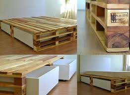 Build Bed Frame With Storage Bed Frames Diy Bed Frame And Headboard Fin
