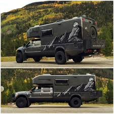ford earthroamer how ken block does camping drive life drive life