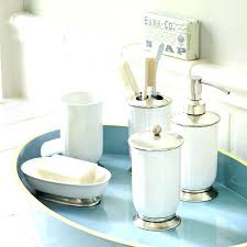 Bathroom Accessories Sets Ceramic Bathroom Setbeautiful Dolomite 4 Special Treatment Ceramic