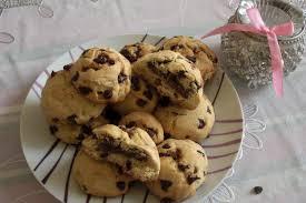 recette de cuisine cookies recette cookies fourrés au nutella