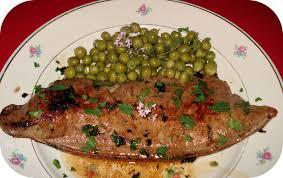 cuisiner du foie foie de veau poêlé