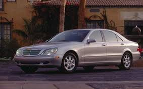 mercedes s550 2005 used 2002 mercedes s class for sale pricing features