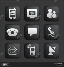 phone icon images illustrations vectors phone icon stock