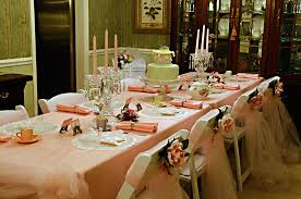 tea party table hold a pink princess tea party dress up tea