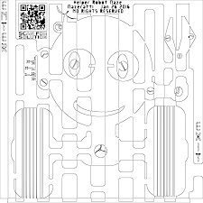 clipart helper robot coloring for grown ups maze