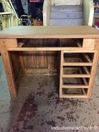 repeindre un bureau en bois repeindre bureau bois ancien bureau comptable pupitre
