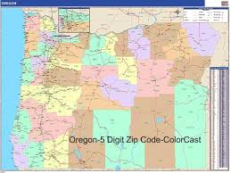 map of oregon 2 oregon zip code map from onlyglobes