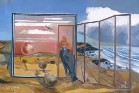 landscape from a dream u0027 paul nash 1936 8 tate
