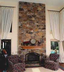 interior stone wall living room weskaap home solutions wonderful