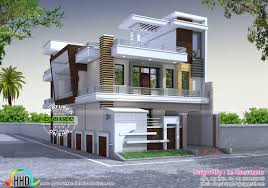 decorative modern style 333 sq yd home kerala home design