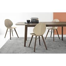 cream table cs 4063 xr wooden extendable table by calligaris