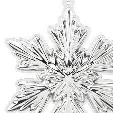 snowflake ornament 2016 reed and barton