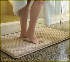 bath mats set memory foam bath rug set home design ideas