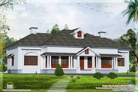 single floor 4 bedroom victorian style villa house design plans