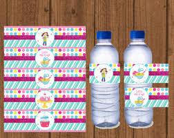Decorate Water Bottle Boy Baptism Water Bottle Labels Boy Christening Bottle Wrappers