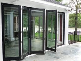 Bi Fold Doors Exterior by Sliding Bifold Doors Saudireiki