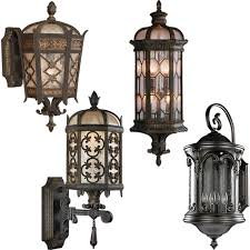 Antique Outdoor Lighting Express Your Style With Outdoor Lighting My Design42