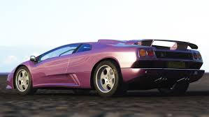 lamborghini dark purple cars lamborghini diablo se30 jota racedepartment