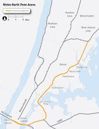 Metro North Harlem Line Map by Move Ny Is The Right Rx U2013 Move Ny