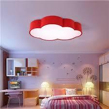 plafonnier chambre plafonnier led acrylique l 52 cm pour chambre d enfant couloir