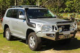 toyota cruiser lifted toyota landcruiser 200 series wagon silver 56669 superior