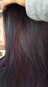 best 25 oil slick hair ideas on pinterest oil slick hair color