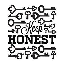 Honest Office Keep Honest Office Quote Wall Decals Walls Need Love