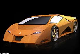 which is faster lamborghini or the s wooden supercar is faster than a porsche or a