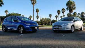 east west brothers garage comparison 2014 ford focus electric vs