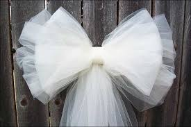 tulle decorations 6 ideas for gorgeous tulle wedding decorations