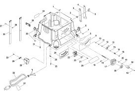 ryobi rts21 figure b table saw parts