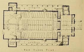 Movie Theater Floor Plan Cape Cinema In Dennis Ma Cinema Treasures