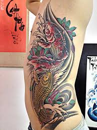the meaning of koi fish tattoos tadashi