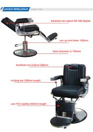 Barbers Chairs Furniture Can Be Easily Adjusted With Cheap Barber Chairs