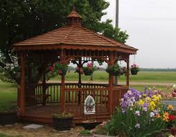 Outdoor Patio Gazebo 12x12 by Sturdi Bilt Gazebos For Sale Kansas And Northern Oklahoma