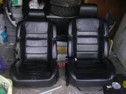 siege auto a vendre cuir noir de renault 19 16 v a vendre dept28 pièces