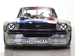 hoonigan truck it u0027s been done before ken block u0027s revised hoonicorn roadkill