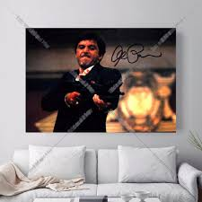 Scarface Home Decor Online Get Cheap Scarface Canvas Aliexpress Com Alibaba Group