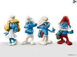 smurfs wallpapers cover photos characters 1024 768