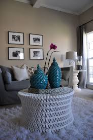 Blue And Beige Bedrooms by Room By Jws Interiors White Rug Neutral Family Room Oly Studio