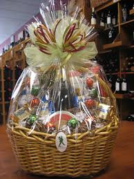 basket gifts gifts spirits wine cellar