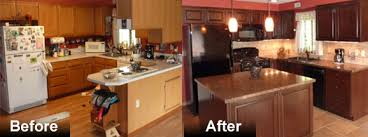 Kitchen Remodel Before And After by Custom Home Remodeling U0026 Restoration Lake Jackson Texas Branson